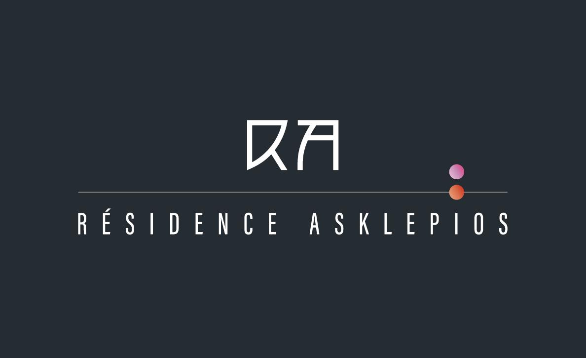 Graphic Plugin, studio de graphisme à Liège : Projet : Logo pour Asklepios