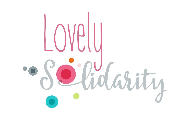 Graphic Plugin, studio de graphisme à Liège : Projet : Logo pour Lovely Solidarity