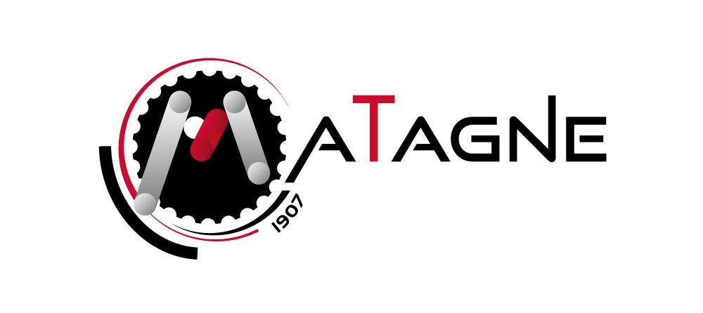 Graphic Plugin, studio de graphisme à Liège : Projet : Logo pour Cycles Matagne