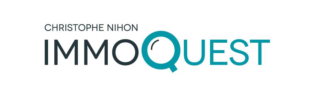 Graphic Plugin, studio de graphisme à Liège : Projet : Logo pour ImmoQuest
