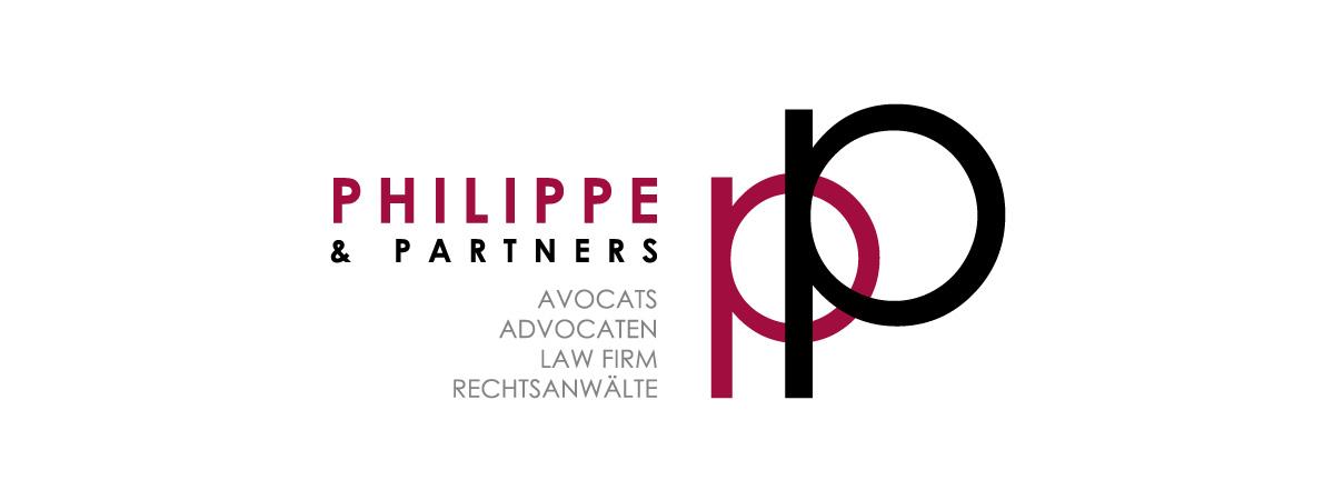 Graphic Plugin, studio de graphisme à Liège : Projet : Logo pour Philippe & Partners